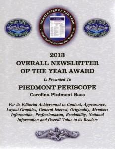 PPNewsletterOfTheYear2013